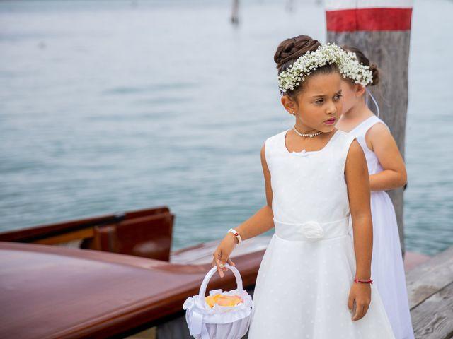 Il matrimonio di Davide e Luana a Lido di Venezia, Venezia 32