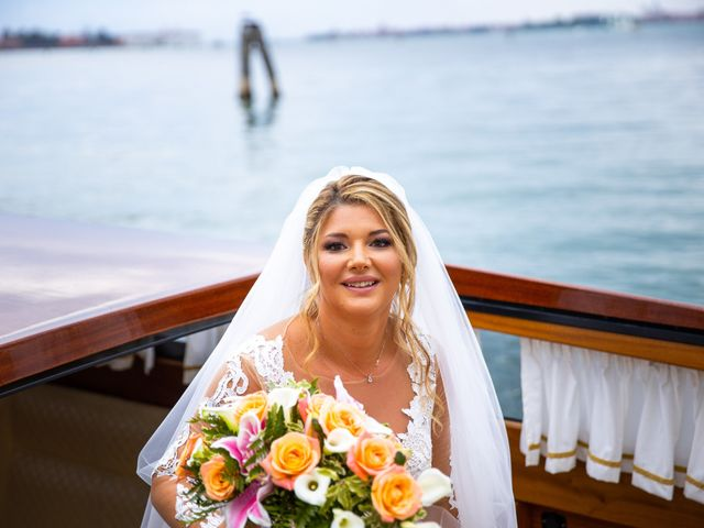 Il matrimonio di Davide e Luana a Lido di Venezia, Venezia 33