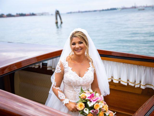 Il matrimonio di Davide e Luana a Lido di Venezia, Venezia 34