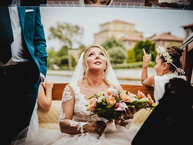 Il matrimonio di Davide e Luana a Lido di Venezia, Venezia 36