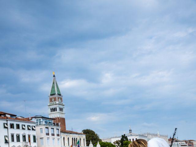 Il matrimonio di Davide e Luana a Lido di Venezia, Venezia 39