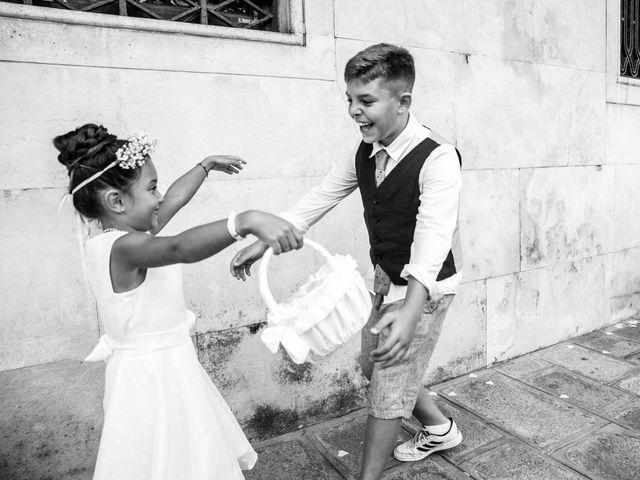 Il matrimonio di Davide e Luana a Lido di Venezia, Venezia 40