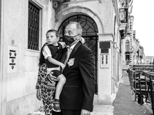Il matrimonio di Davide e Luana a Lido di Venezia, Venezia 41