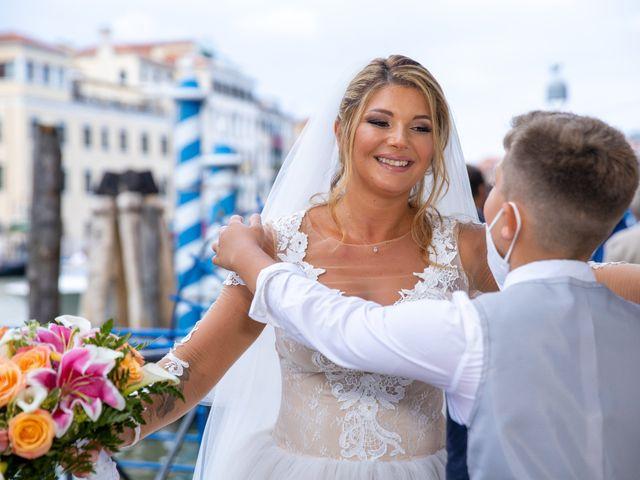 Il matrimonio di Davide e Luana a Lido di Venezia, Venezia 42