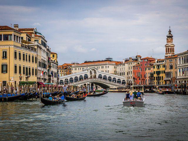 Il matrimonio di Davide e Luana a Lido di Venezia, Venezia 54