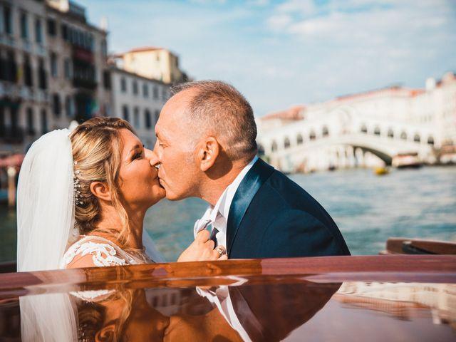 Il matrimonio di Davide e Luana a Lido di Venezia, Venezia 1