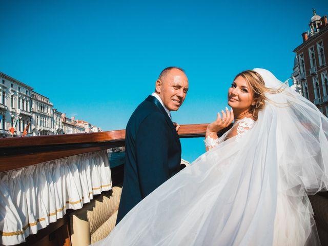 Il matrimonio di Davide e Luana a Lido di Venezia, Venezia 2