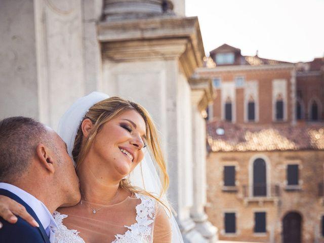 Il matrimonio di Davide e Luana a Lido di Venezia, Venezia 57