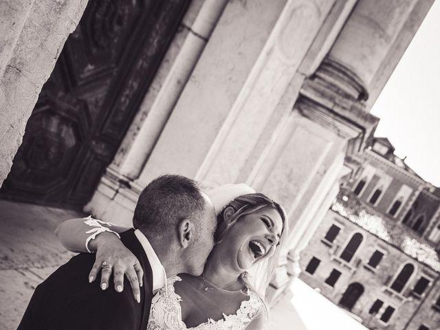 Il matrimonio di Davide e Luana a Lido di Venezia, Venezia 58