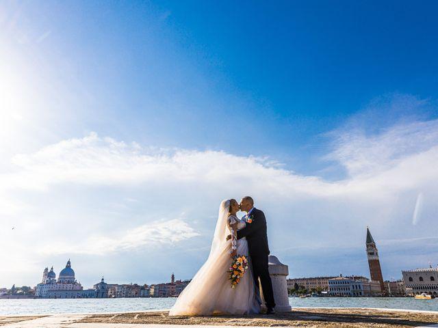 Il matrimonio di Davide e Luana a Lido di Venezia, Venezia 62
