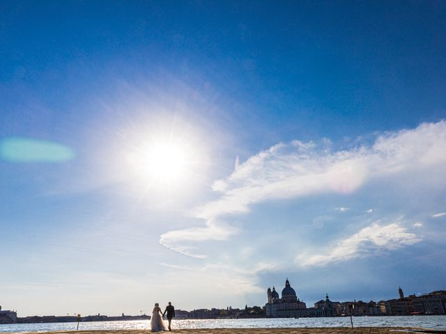 Il matrimonio di Davide e Luana a Lido di Venezia, Venezia 63