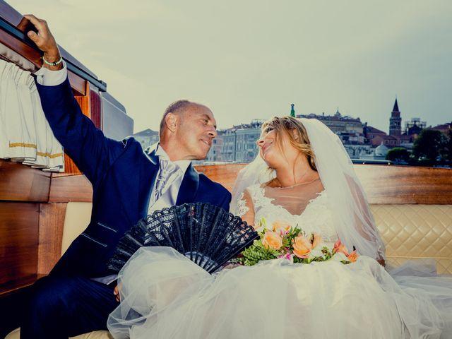 Il matrimonio di Davide e Luana a Lido di Venezia, Venezia 68