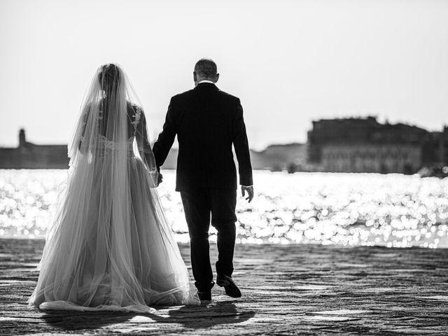 Il matrimonio di Davide e Luana a Lido di Venezia, Venezia 75