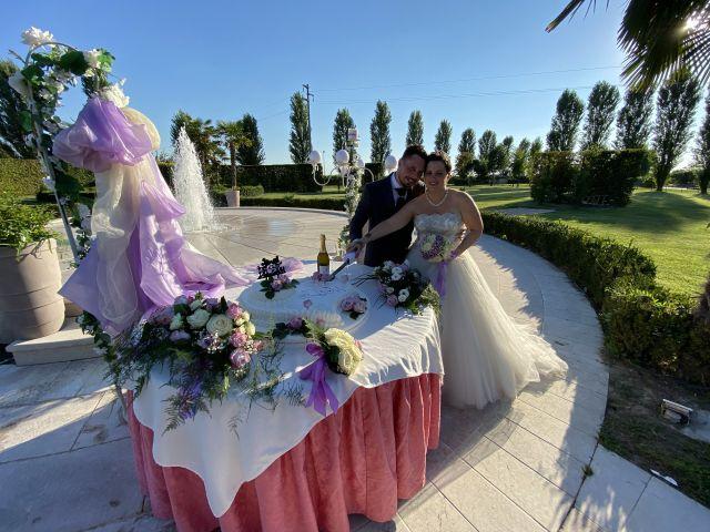 Le nozze di Michela e Diego