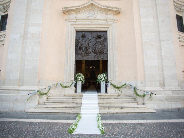 Il matrimonio di Olga e Antonio a Foggia, Foggia 20