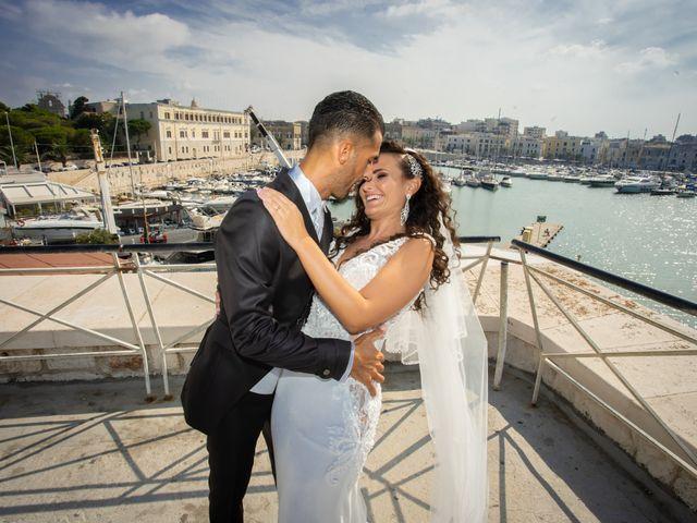 Le nozze di Antonio e Olga