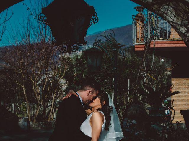 Il matrimonio di Gerardo e Angela a Fisciano, Salerno 18