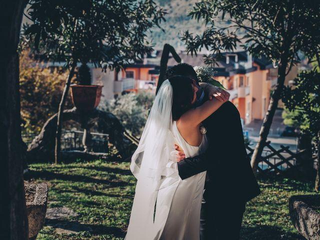 Il matrimonio di Gerardo e Angela a Fisciano, Salerno 30