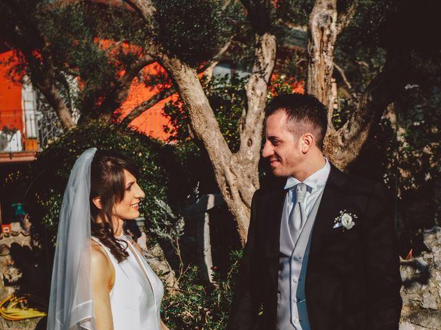Il matrimonio di Gerardo e Angela a Fisciano, Salerno 45
