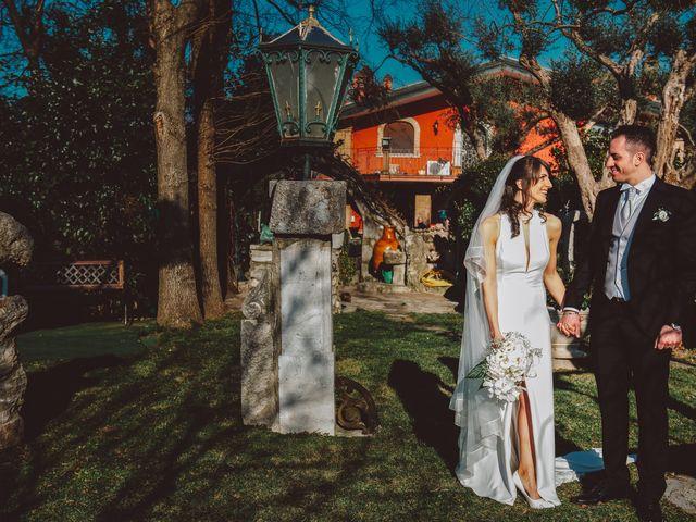 Il matrimonio di Gerardo e Angela a Fisciano, Salerno 46