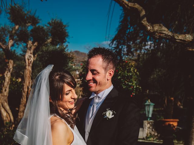 Il matrimonio di Gerardo e Angela a Fisciano, Salerno 48