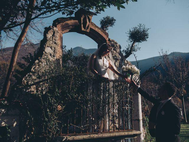 Il matrimonio di Gerardo e Angela a Fisciano, Salerno 53