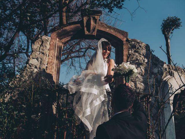 Il matrimonio di Gerardo e Angela a Fisciano, Salerno 55