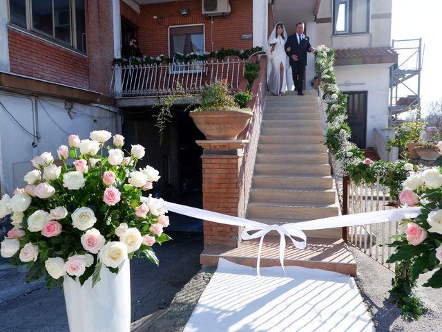 Il matrimonio di Gerardo e Angela a Fisciano, Salerno 57