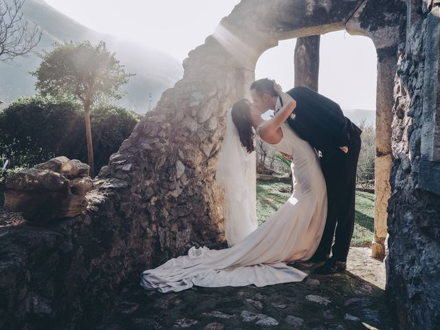 Il matrimonio di Gerardo e Angela a Fisciano, Salerno 59