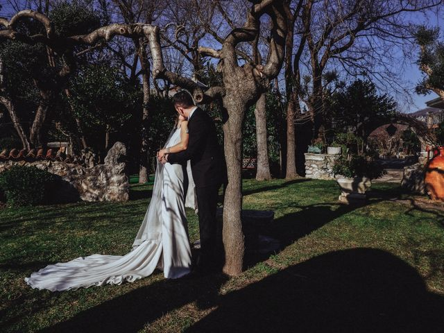 Il matrimonio di Gerardo e Angela a Fisciano, Salerno 67