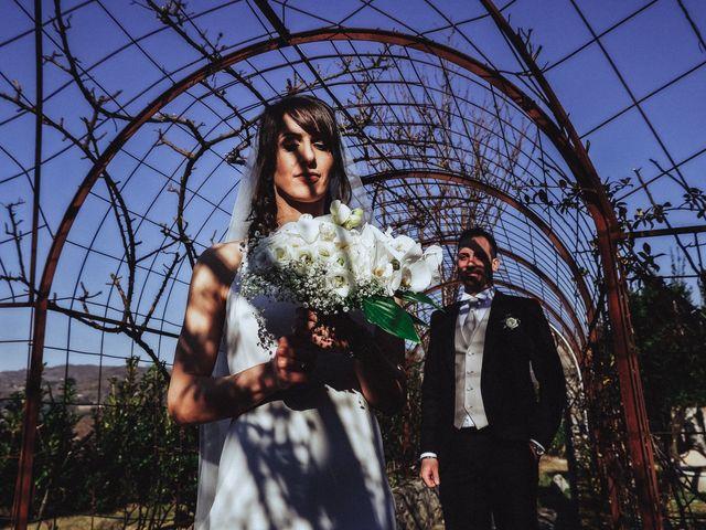 Il matrimonio di Gerardo e Angela a Fisciano, Salerno 71