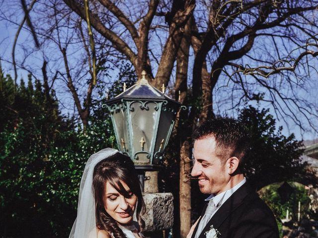 Il matrimonio di Gerardo e Angela a Fisciano, Salerno 76