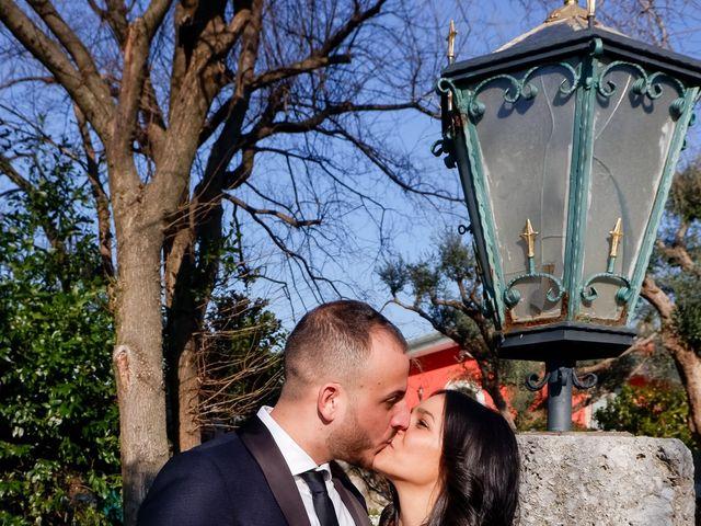 Il matrimonio di Gerardo e Angela a Fisciano, Salerno 78