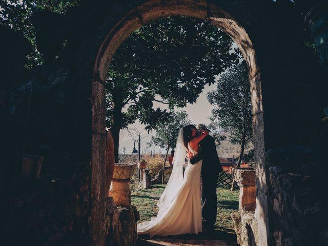 Il matrimonio di Gerardo e Angela a Fisciano, Salerno 79