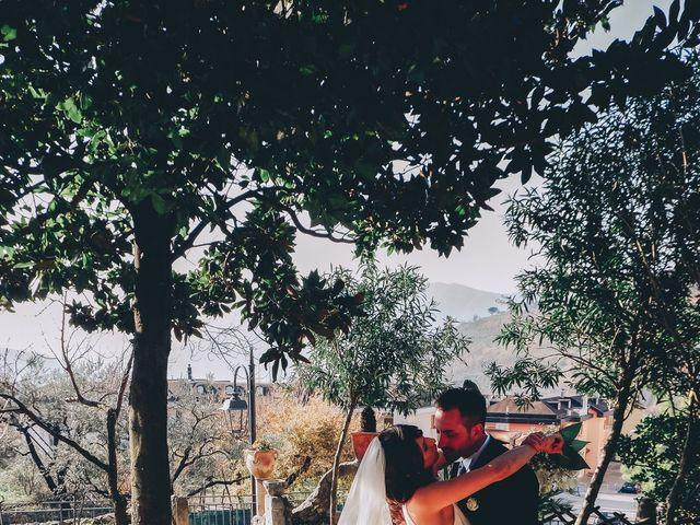 Il matrimonio di Gerardo e Angela a Fisciano, Salerno 81