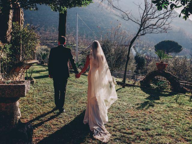 Il matrimonio di Gerardo e Angela a Fisciano, Salerno 82