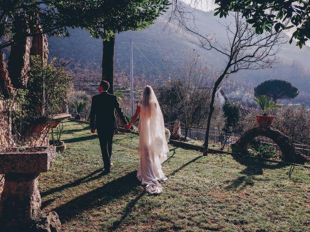 Il matrimonio di Gerardo e Angela a Fisciano, Salerno 83