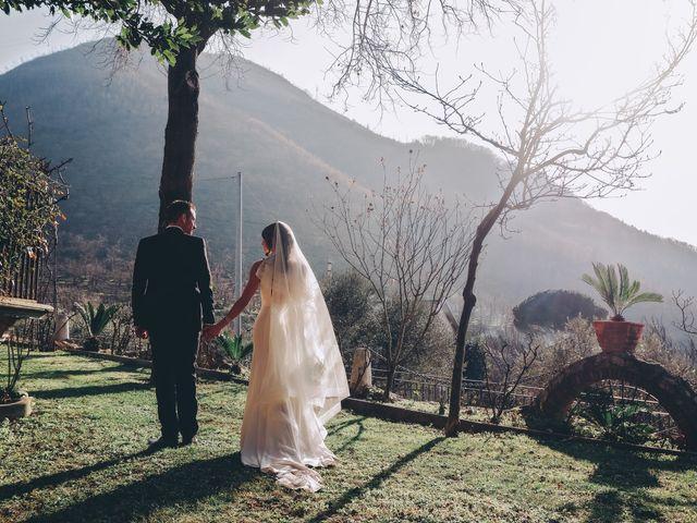 Il matrimonio di Gerardo e Angela a Fisciano, Salerno 84