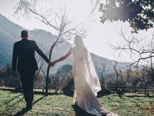 Il matrimonio di Gerardo e Angela a Fisciano, Salerno 85