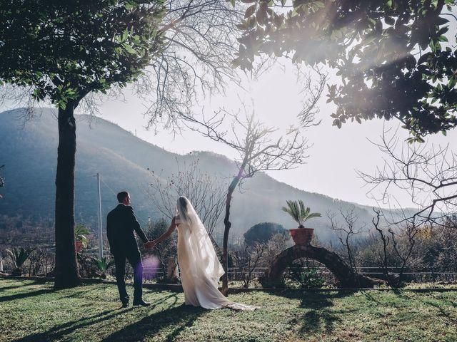 Il matrimonio di Gerardo e Angela a Fisciano, Salerno 86