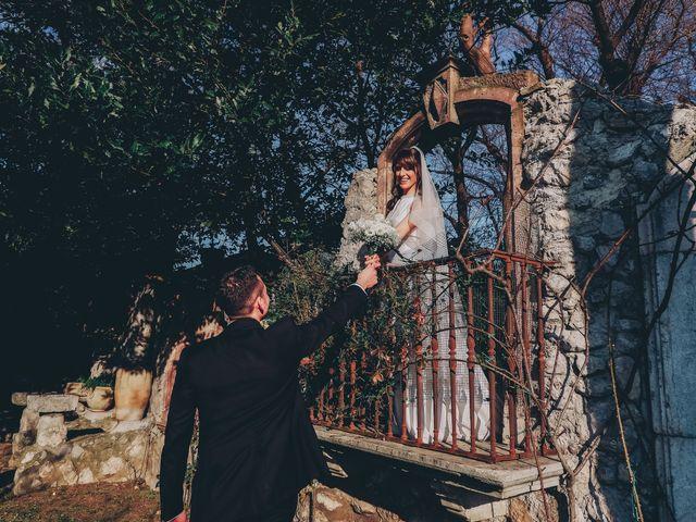 Il matrimonio di Gerardo e Angela a Fisciano, Salerno 87
