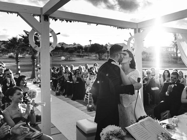 Il matrimonio di Giada e Gianluca a Brucoli, Siracusa 15
