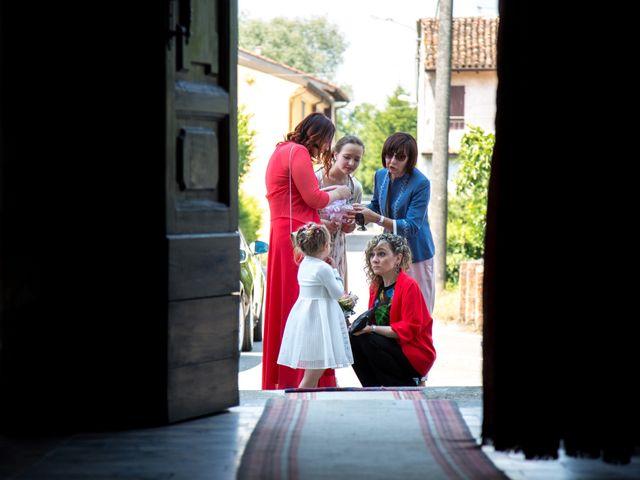 Il matrimonio di Andrea e Rossella a Crema, Cremona 18