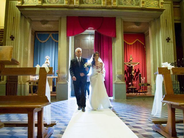 Il matrimonio di Andrea e Rossella a Crema, Cremona 20