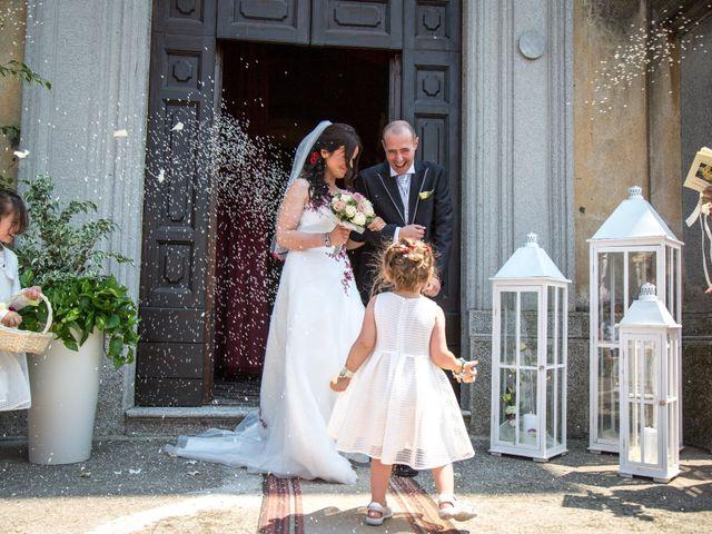 Il matrimonio di Andrea e Rossella a Crema, Cremona 32
