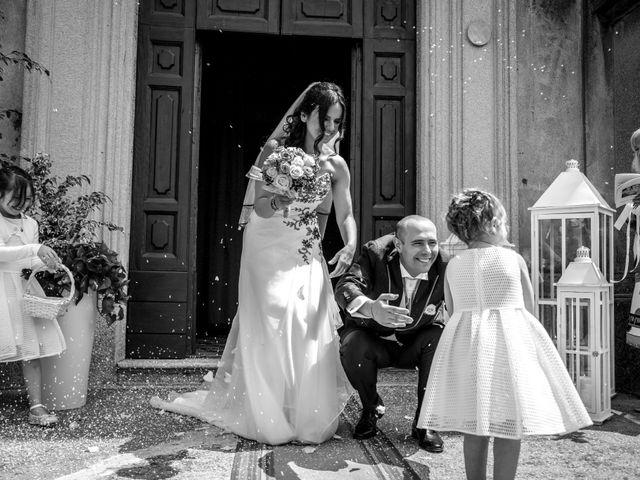 Il matrimonio di Andrea e Rossella a Crema, Cremona 33