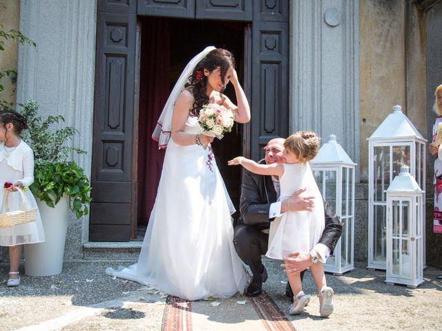 Il matrimonio di Andrea e Rossella a Crema, Cremona 34
