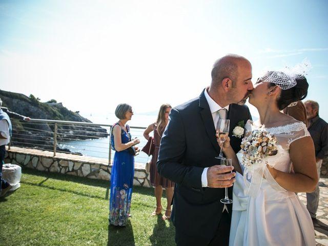 Il matrimonio di Jacopo e Alice a Albinia, Grosseto 21