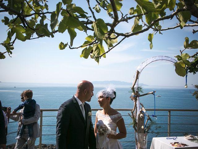 Il matrimonio di Jacopo e Alice a Albinia, Grosseto 1