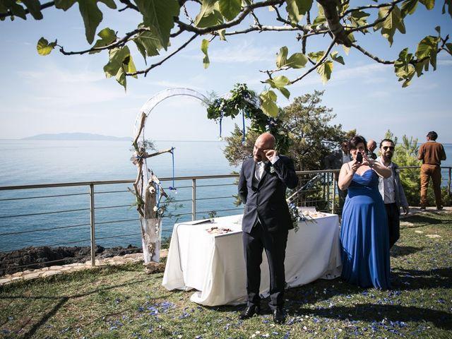 Il matrimonio di Jacopo e Alice a Albinia, Grosseto 31